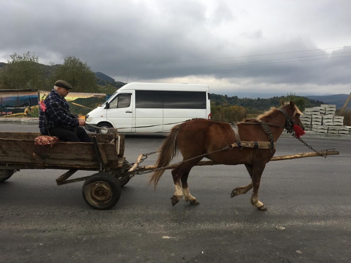 Ukrajinská expedice 2018