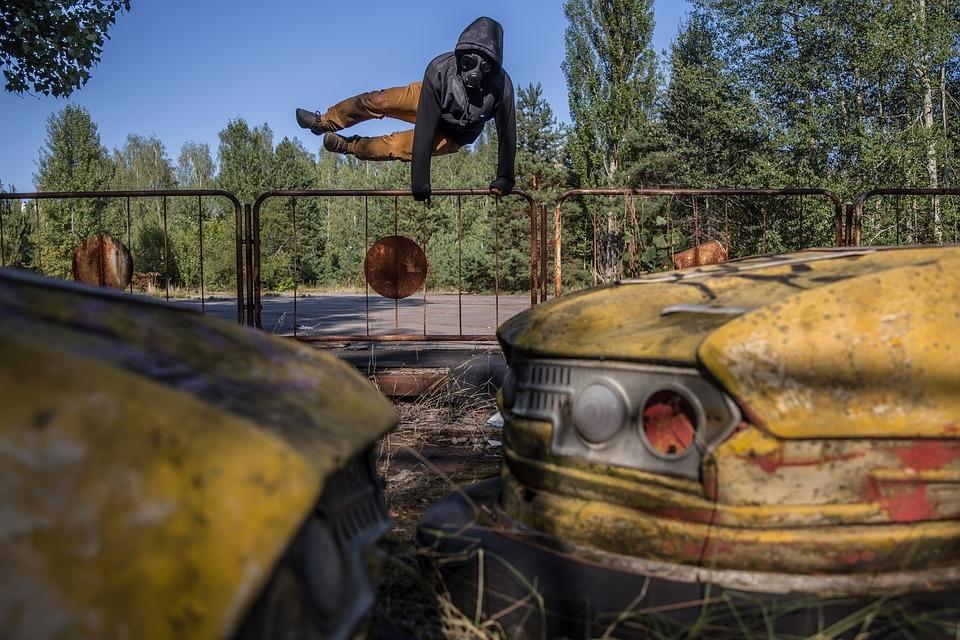 Expedice Černobyl 2019